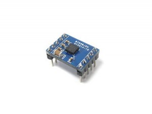 ADXL335 Three Axis Low-g Micromachined Accelerometer module