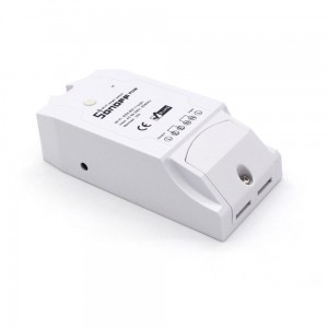 Sonoff Pow WiFi Switch With Power Consumption Measurement