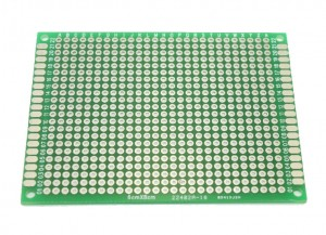 Double-Sided Protoboard 6cm x 8cm