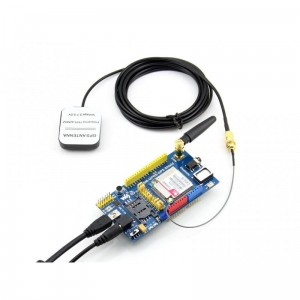 SIM908 GSM/GPRS/GPS Shield for Arduino
